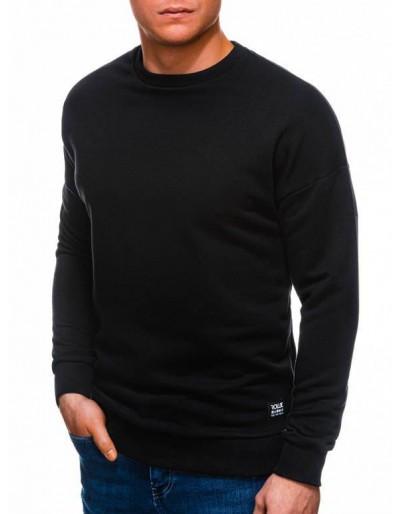 Men's sweatshirt B1229 - black