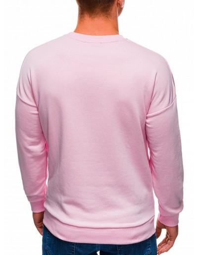 Men's sweatshirt B1229 - pink
