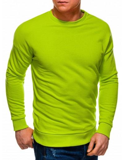 Pánská mikina B1229 - zelená
