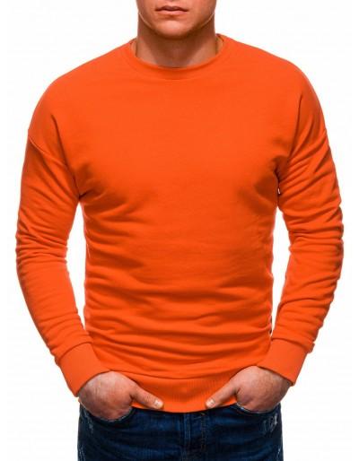Pánská mikina B1229 - oranžová