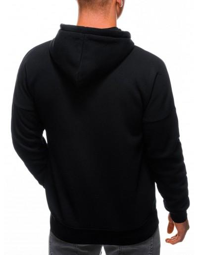 Men's hoodie B1244 - black
