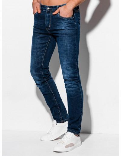 Pánské džíny P1016 - tmavě modré