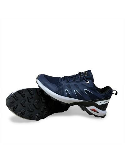 Pánská sportovní outdoorová obuv Max Grip - modré