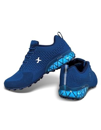 Pánská sportovní outdoorová obuv I-cax 4722M3 modré