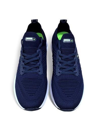 Pánské sportovní boty I-cax 5115M16 tmavě modré