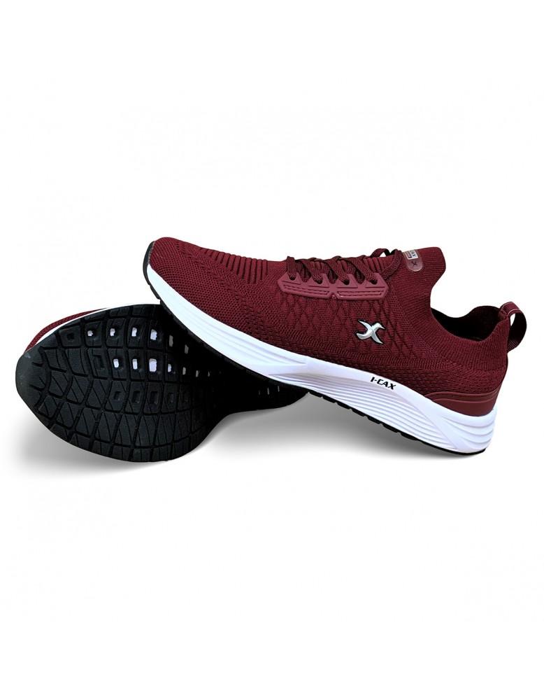 Pánské sportovní boty I-cax 5115M15 vínové