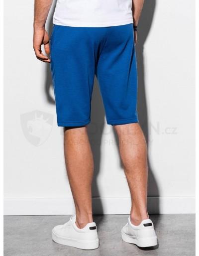 Men's sweatshorts W239 - blue