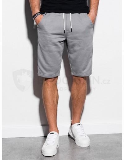 Men's sweatshorts W241- grey