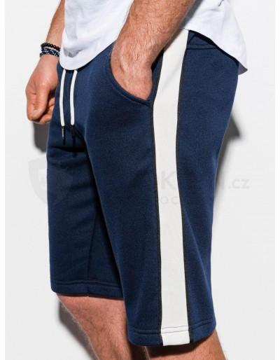 Men's sweatshorts W241 - navy
