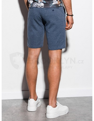 Men's casual shorts W224 - navy