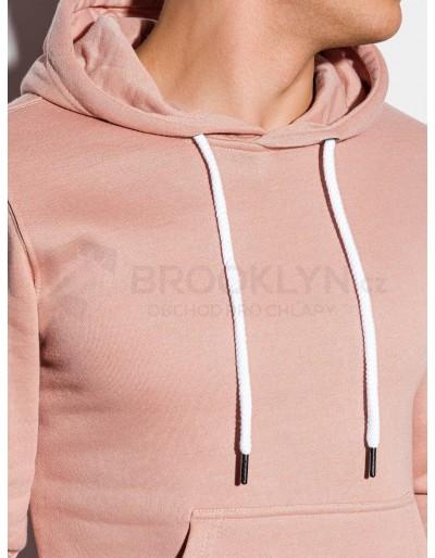 Men's hooded sweatshirt B979 - beige