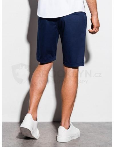 Men's casual shorts W243 - navy