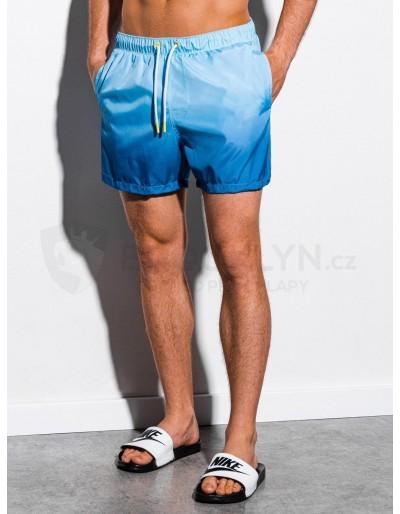 Men's swimming shorts W250 - light blue