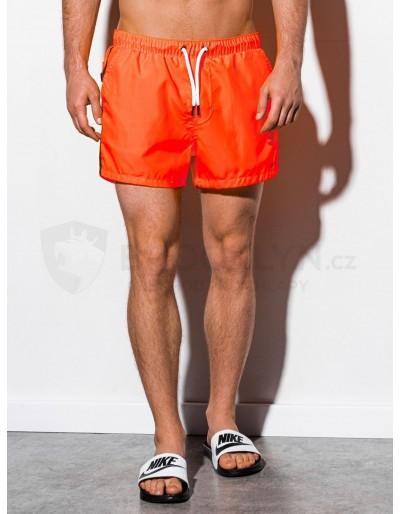Men's swimming shorts W251 - orange