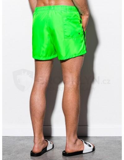 Men's swimming shorts W251 - green
