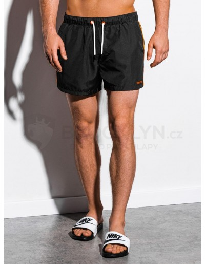 Men's swimming shorts W251 - black