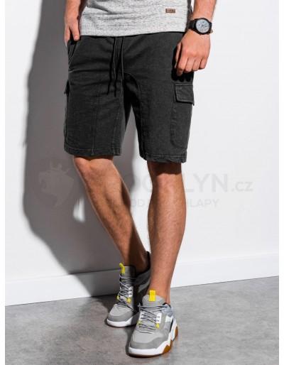 Pánské mikiny W225 - černé