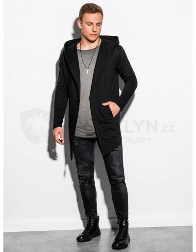 Men's hoodie B702 - black