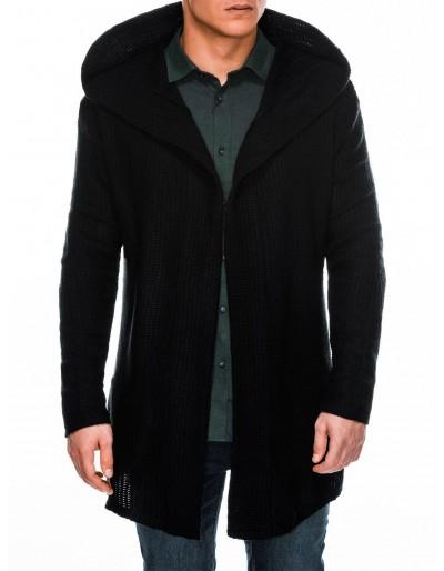 Pánský svetr E165 - černý