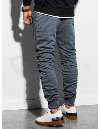 Men's sweatpants P867 - dark grey