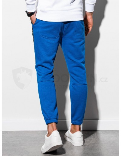 Men's sweatpants P899 - blue