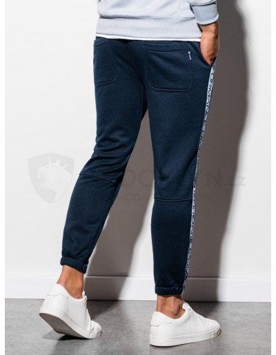 Men's sweatpants P899 - navy