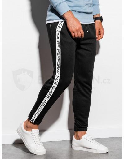 Men's sweatpants P899 - black