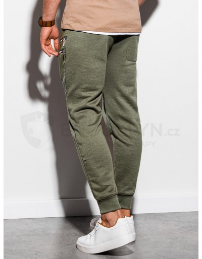 Men's sweatpants P900 - khaki