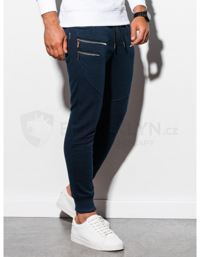 Men's sweatpants P900 - navy