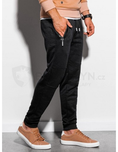 Men's sweatpants P902 - black