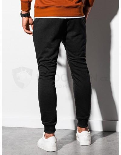 Men's sweatpants P903 - black