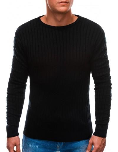 Pánský svetr E201 - černý