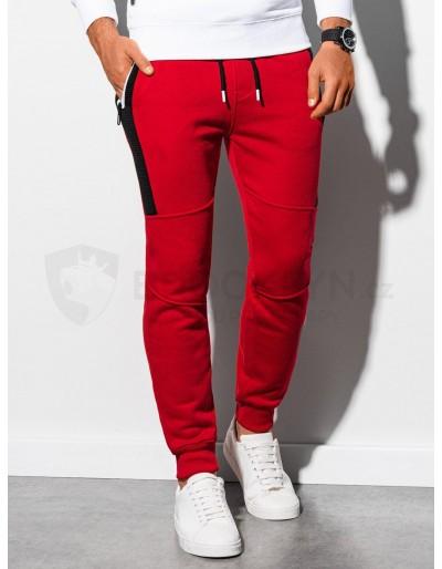 Men's sweatpants P903 - red
