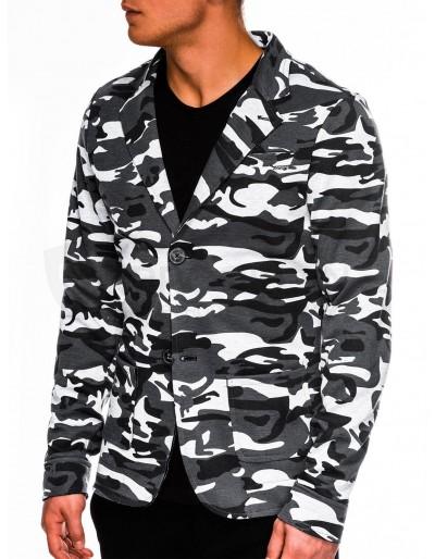 Men's casual blazer jacket M90 - camo