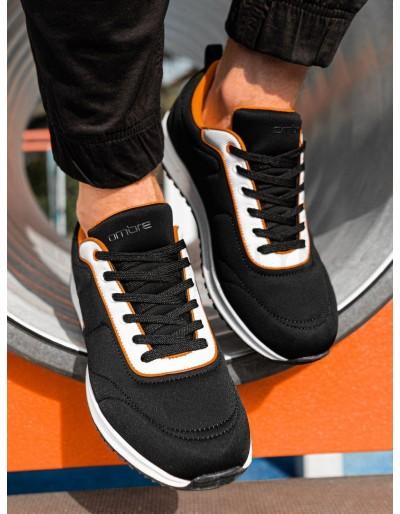 Pánské ležérní tenisky T360 - černé