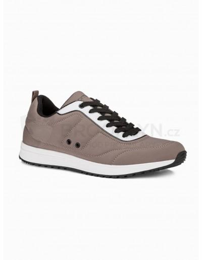 Men's casual sneakers T360 - beige