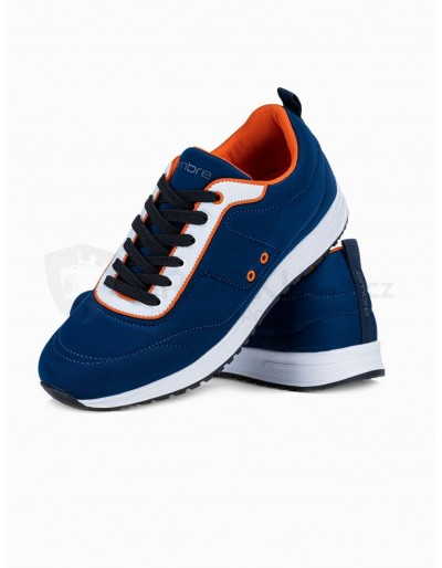 Men's casual sneakers T360 - navy