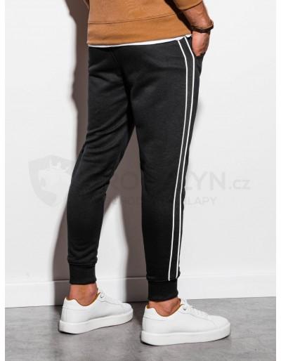 Men's sweatpants P898 - black