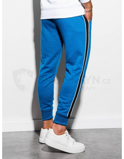 Men's sweatpants P898 - blue
