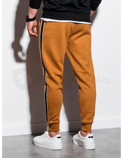 Men's sweatpants P898 - camel