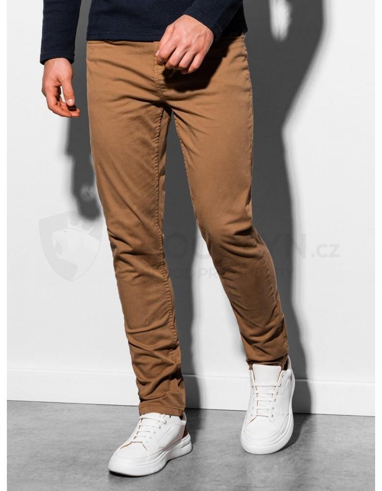 Pánské kalhoty P895 - velbloud