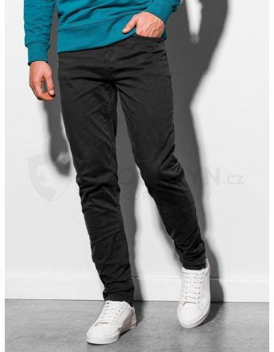 Pánské kalhoty P895 - černé