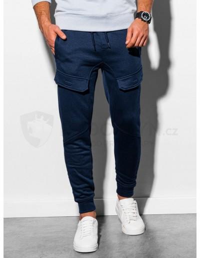 Men's sweatpants P904 - navy