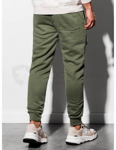 Men's sweatpants P904 - khaki