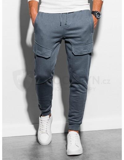 Men's sweatpants P904 - dark grey
