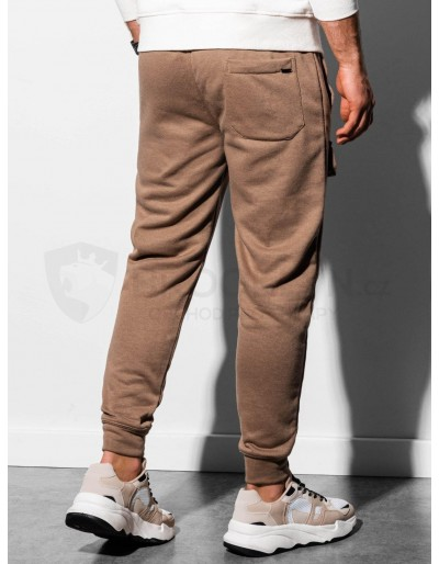 Men's sweatpants P904 - camel