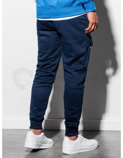 Men's sweatpants P905 - navy