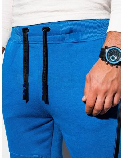 Men's sweatpants P919 - blue