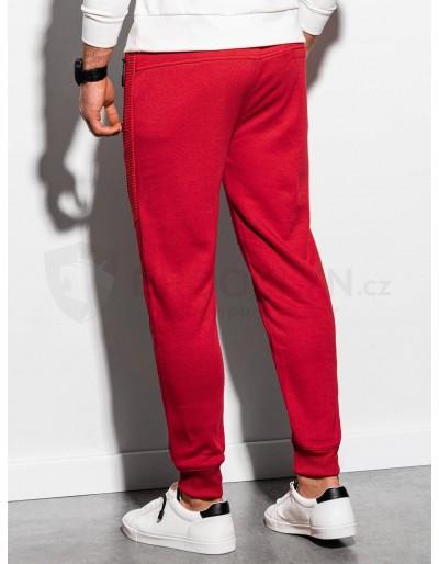 Men's sweatpants P920 - red