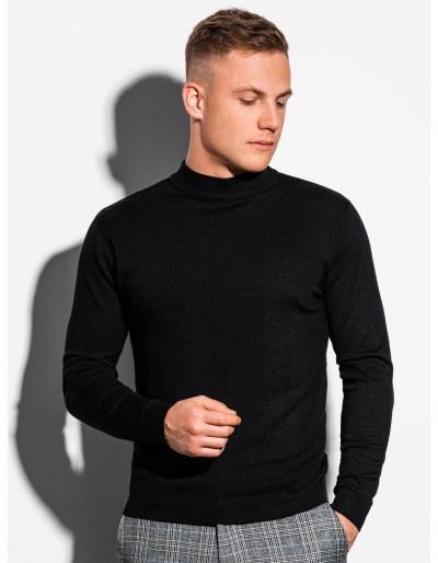 Pánský svetr E178 - černý